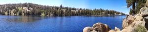 Kinney Reservoir.