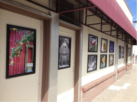 The Main Street Gardnerville Sidewalk Gallery