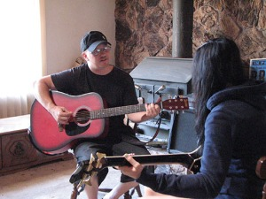 Matt Wayne has continued the Wayne's Family Music business, started by his father, Chuck, over 20 years ago.