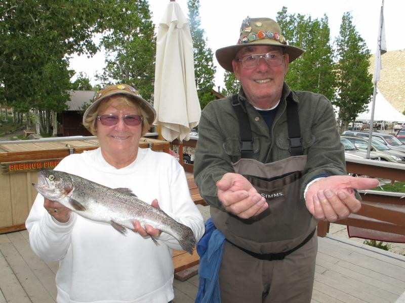 04 june 2014 the carson valley times for Convict lake fishing report