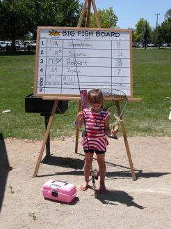 FishingDerbySession 6 Winner Alexsa