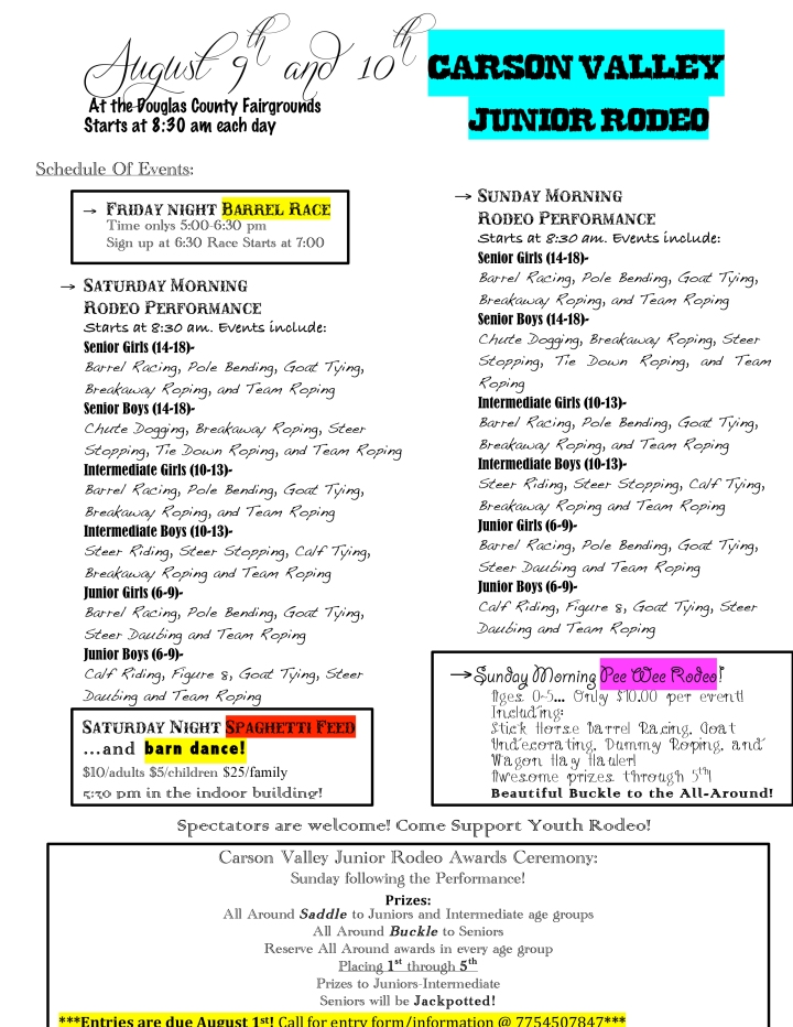 Microsoft Word - Carson Valley Junior Rodeo flyer.docx