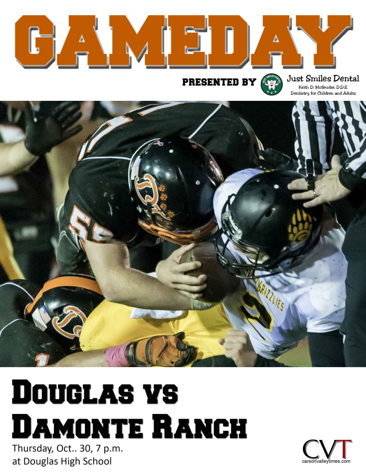 This week's GameDay Douglas football preview digital magazine: http://joom.ag/YvAb