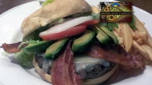 Minden Food Company's Sonoma Burger