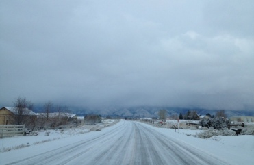 Photo by Bernadette Smith, Fish Springs Road