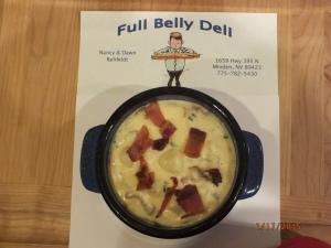 Full Belly Deli Soup