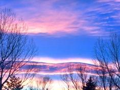 Photo by Mark Breedon - Wednesday's Sunrise