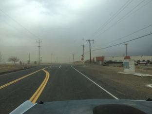 Photo by John Kidd Jr., Airport Road and Heybourne